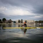 Personal coaching single scull or double scull